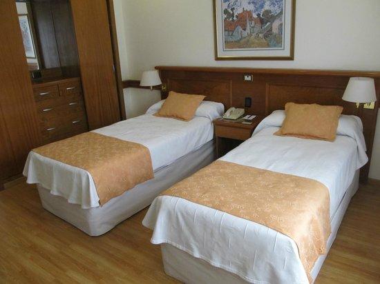 Hotel Bristol Buenos Aires: Quarto
