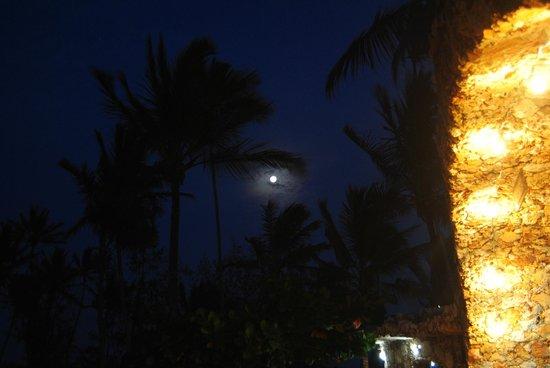 Palumboreef Beach Resort: luna zanzibarina