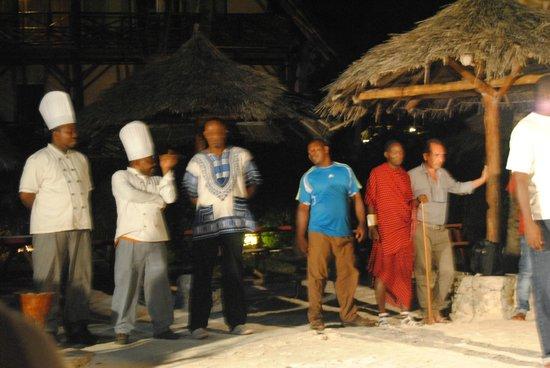 Palumboreef Beach Resort: presentazione personale