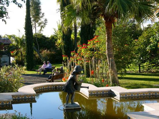 Quinta Jardins do Lago : Lake & Gardens