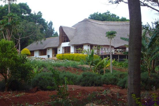 Ngorongoro Farm House, Tanganyika Wilderness Camps: Haupthaus