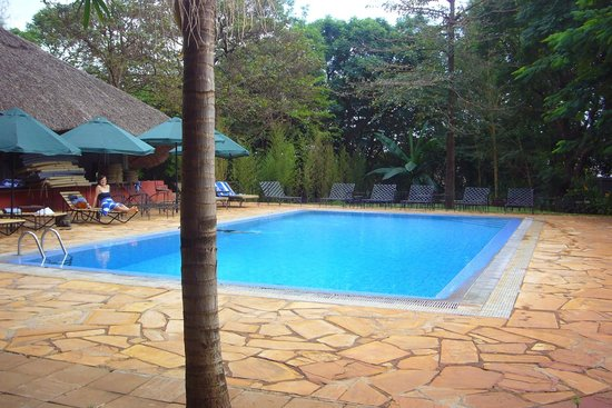 Ngorongoro Farm House, Tanganyika Wilderness Camps: Pool