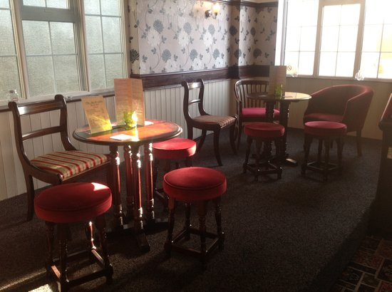 Jug & Glass: Bar area