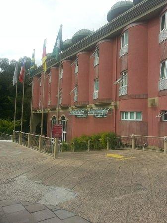 Hotel Laghetto Siena: Fachada o hotel