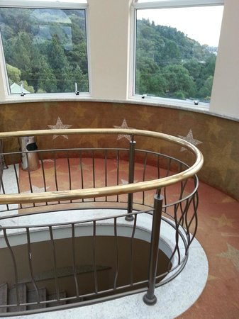 Hotel Laghetto Siena: Mirante, localizado acima do 4° andar