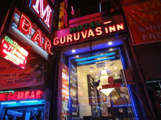 Hotel Guru Vas Inn: ホテル