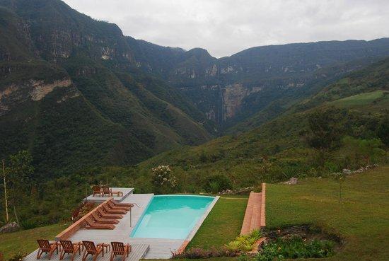 Gocta Andes Lodge : desde la habitacion
