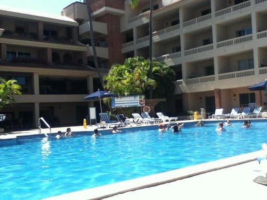Hotel Playa Mazatlan: Alberca principal