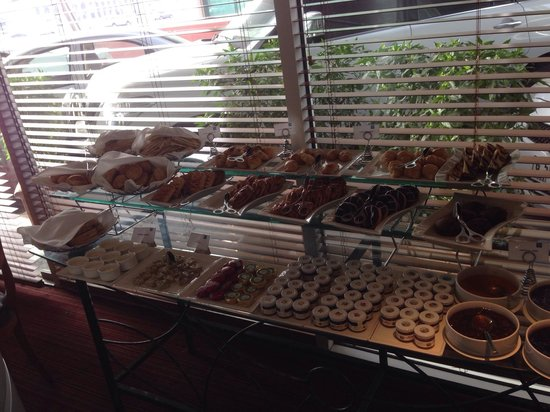 J5 Hotels - Port Saeed: Breakfast