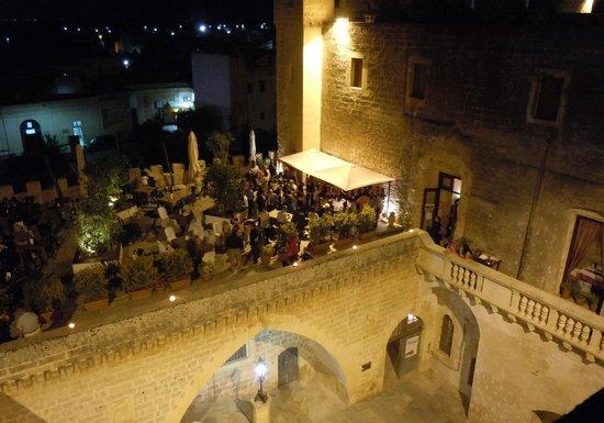 Terrazza Ristorante - Foto di Le Terrazze del Duca, Corigliano d ...