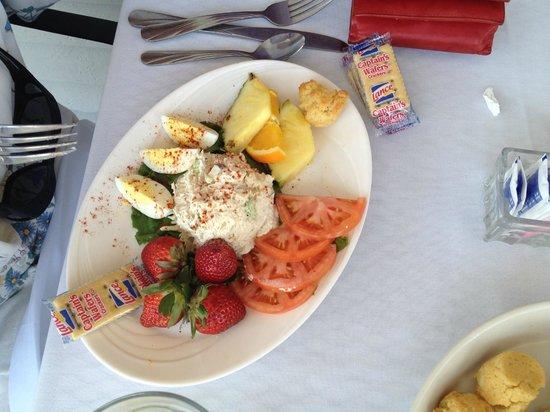 The Swanson Restaurant: Salad Plate