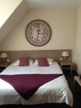 Antares Hotel : Bedroom