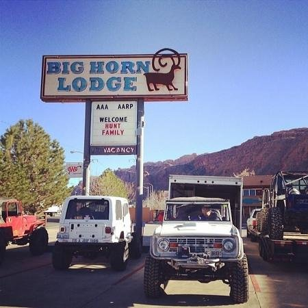 Big Horn Lodge: They welcomed our family!
