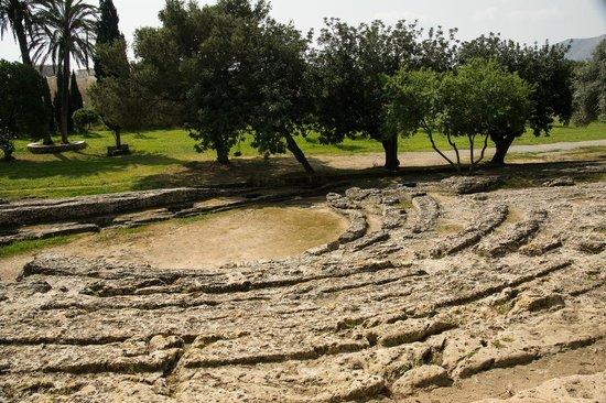 Alcudia Old Town : Roman theatre
