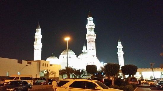 Mosquée de Quba : Masjid Quba