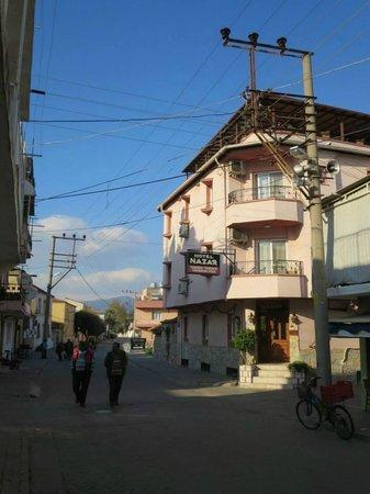 Hotel Nazar: Exterior