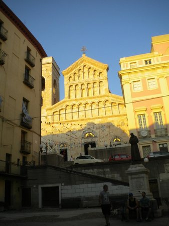 Goceano Bed & Breakfast: Cagliari - Cathedra