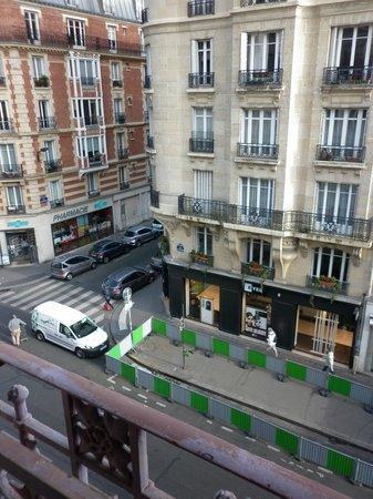 Hotel Lecourbe: Calle Lecourbe