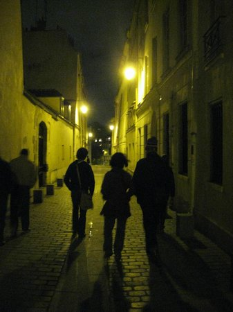 Culinary Tours of Paris: an after dinner stroll in the Latin Quarter