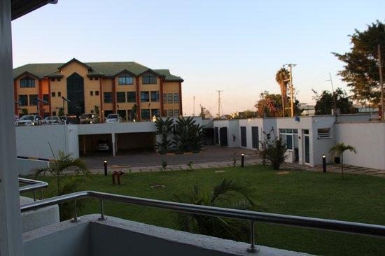The Boma Nairobi: View from My Balcony