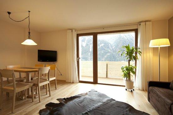 Appartements Tanafreida: Wohnzimmer