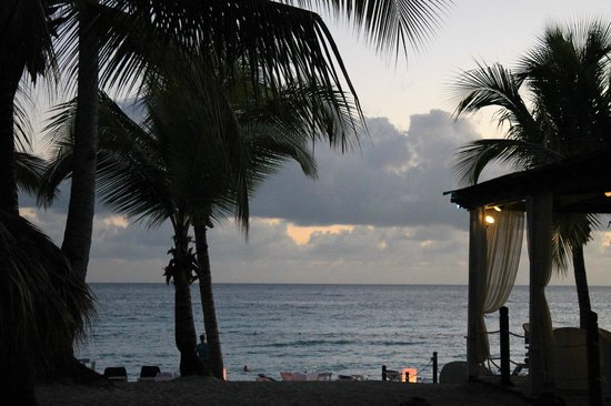 """Catalonia Gran Dominicus : View from """"The Terrace"""" privilege-only restaurant"""