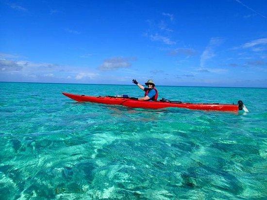 Long Caye Resort: Best Playground Ever !!