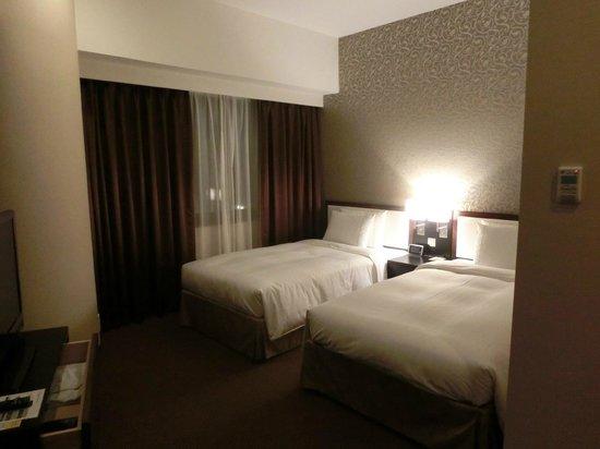 Royal Park Hotel The Fukuoka: ベッド