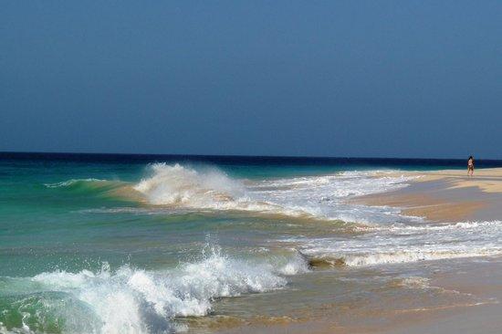 VOI Vila do Farol : Spiaggia