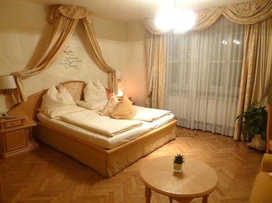 Hotel Rosenvilla : camera