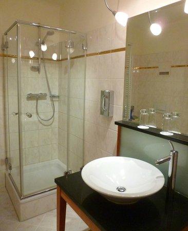 Hotel Rosenvilla : bagno