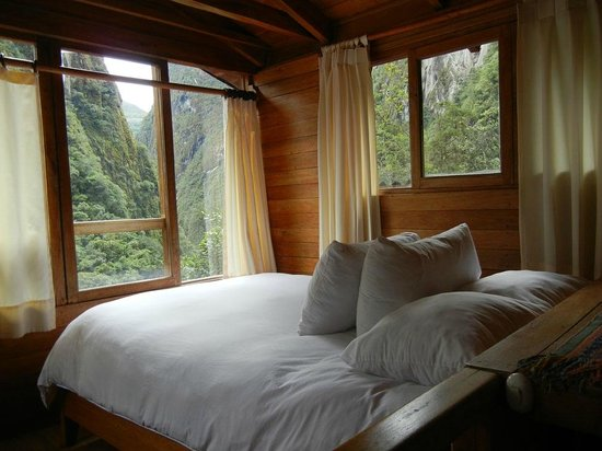 Rupa Wasi Lodge: treehouse room, top floor