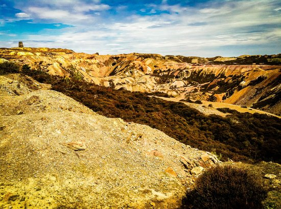 Amlwch Copper Kingdom : Like being on another planet!