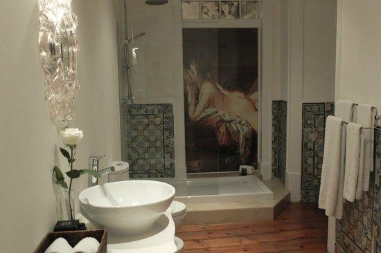 Palacio Ramalhete: salle de bain