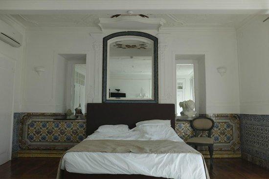 Palacio Ramalhete: chambre 1