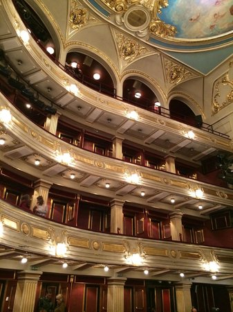 National Theatre Belgrade