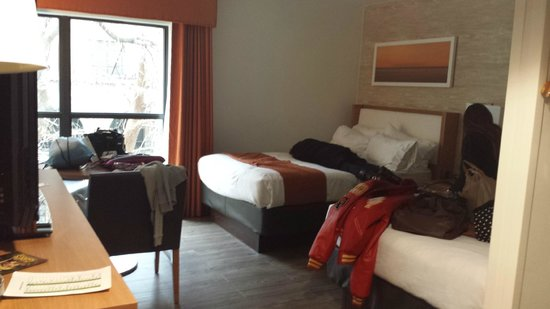 Holiday Inn Riverwalk: Room view from door