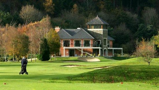 Woodenbridge Golf Club: The Magnificent Clubhouse