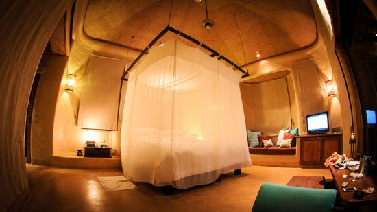 The Naka Island, A Luxury Collection Resort & Spa Phuket : our bed turn down