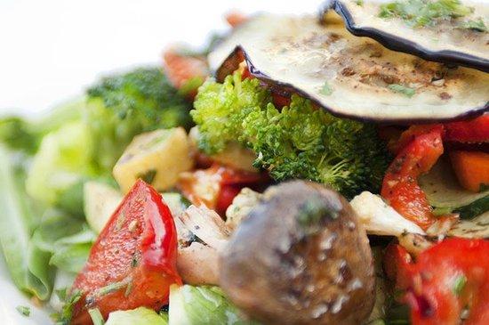 Pita Jungle Grilled Vegetable Salad