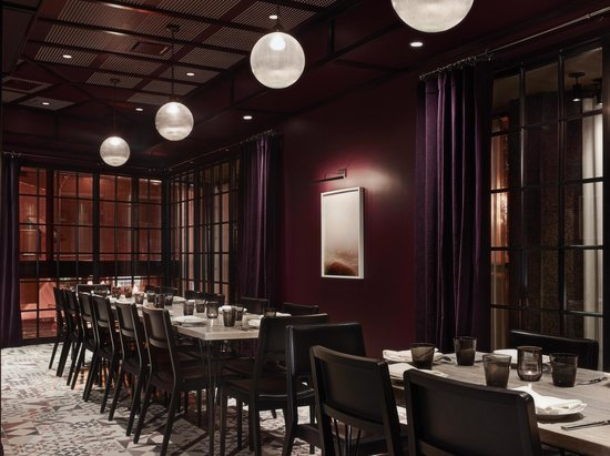 Thompson Chicago, A Thompson Hotel: Nico Private Dining Rooms