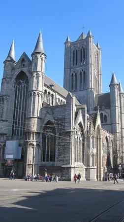 Saint Nicholas Church: St. Nicolas a Gand.