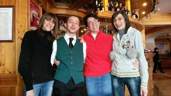Bellavista Hotel: il miglior barista!