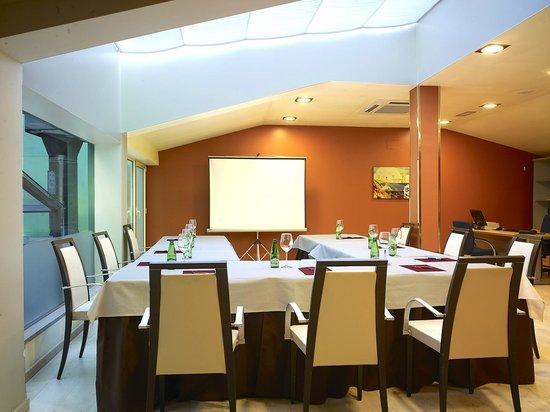 Hotel Palacio Valdes: Salón reuniones