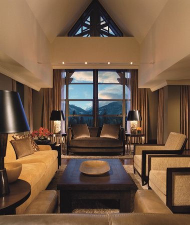 Four Seasons Resort and Residences Whistler: Four-Bedroom Private Residences