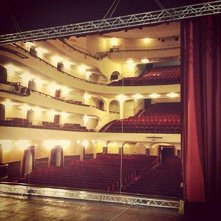 Teatro Duse Bologna 2014 Silverado Italian Guide