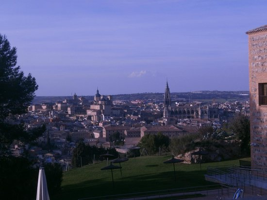 Parador de Toledo: Una vista inmejorable