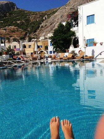 Hotel Matina: Pool
