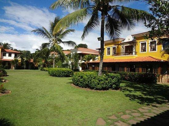Costa Brasilis Resort: Área