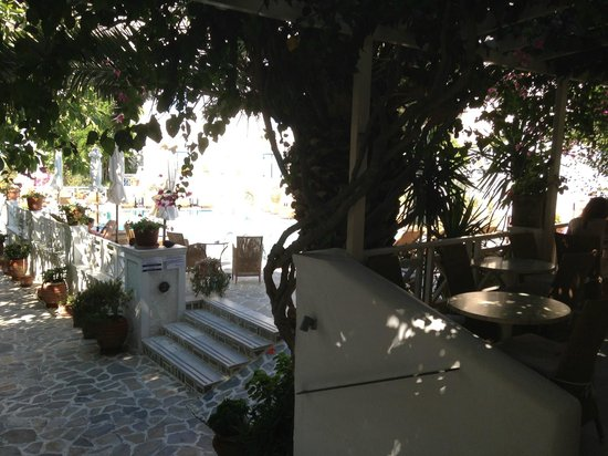 Hotel Matina: Entrance